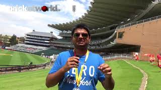 Cricket World TV - India v South Africa 3rd Test Preview | LIVE From Wanderers Stadium, Johannesburg - CRICKETWORLDMEDIA