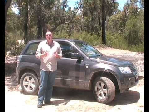 Suzuki Grand Vitara - Rob Fraser Reviews