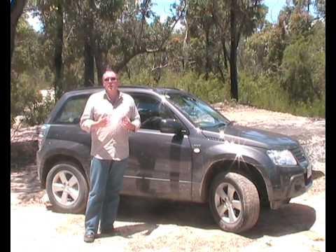 Suzuki Grand Vitara - Rob Fraser Reviews