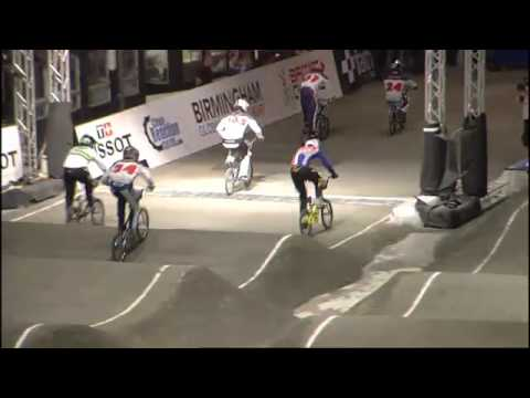 Highlight UCI BMX World Championships Birmingham