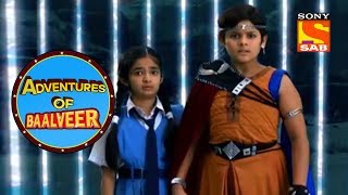Baalveer And Meher Trapped In A Cage | Adventures Of Baalveer - SABTV
