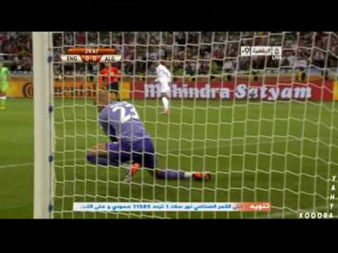 Algérie Vs Angleterre par Hafid Derradji 1