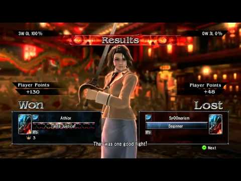 Custom Butts (Soul Calibur V) w/ GUITARMASTER X7 DUN DUNDUND