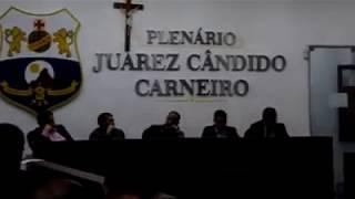 14ª SESSÃO DA CÂMARA DE VEREADORES DE VITÓRIA DE SANTO ANTÃO-PE