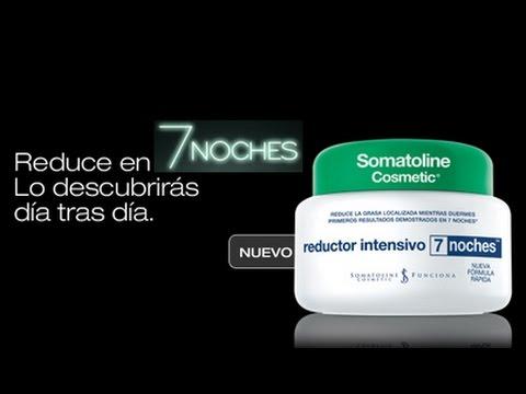 Somatoline 7 Noches