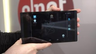 Blackphone+ is an encrypted tablet - CNETTV