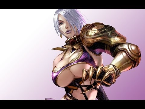 Soul Calibur 4 - Story Mode Playthrough - Ivy