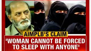 Here's what AIMPLB claims on Nikah Halala, and gives solution for the same - NEWSXLIVE