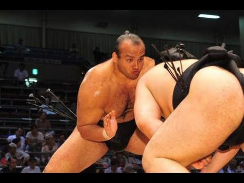 Day 7 Sumo Makuuchi recap Haru basho March 2014