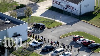 Florida officials update on school shooting investigation - WASHINGTONPOST
