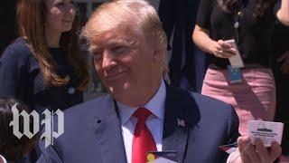 Trump on Jackson: 'He got treated really unfairly' - WASHINGTONPOST