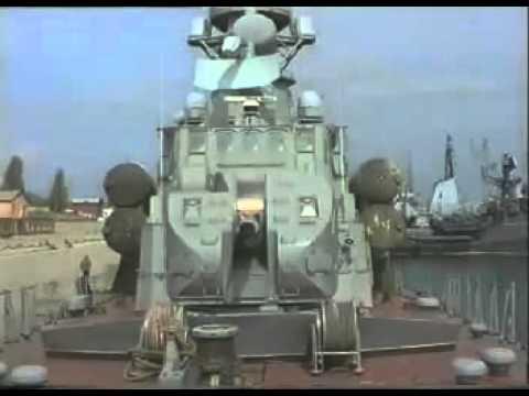 Tàu hộ vệ tên lửa Tarantul I Việt Nam thử vũ khí /Navy Tarantul I VietNam