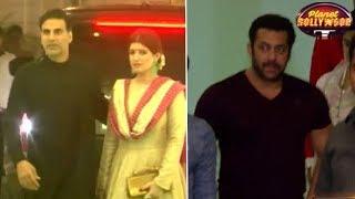 Akshay Kumar Chose To Skip Salman Khan's Diwali Party | Bollywood News - ZOOMDEKHO