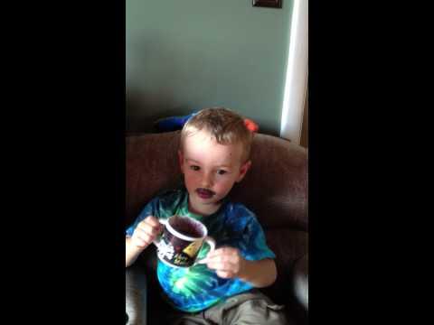 Smoothie Moustache