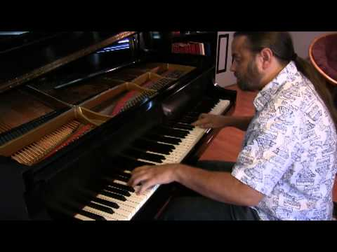 Palm Leaf Rag by Scott Joplin | Cory Hall, pianist-composer