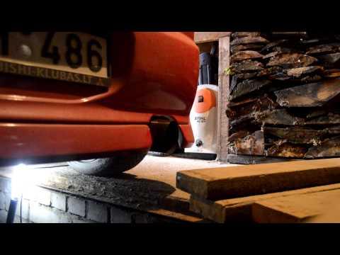Exhaust system Tuning parts  autobaras.lt mufflex nr.6 plokščio tipo bakelis