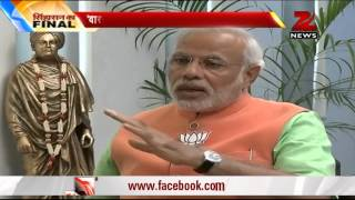 2014 elections will be a nightmare for Congress: Narendra Modi - ZEENEWS