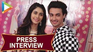Movie Loveratri Interview with Starcast | Aayush Sharma | Warina Hussain - HUNGAMA