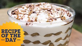 How to Win Summer: Root Beer Tiramisu | Food Network - FOODNETWORKTV