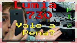 Nokia Lumia 730 - Vale a Pena? Parte 2 - Review Ap?s 7 meses