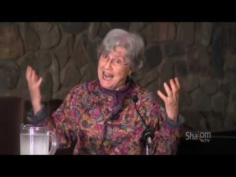 Anti-Semitism Today: Dr. Ruth Wisse