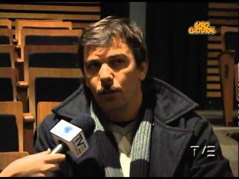 Entrevista atores peça