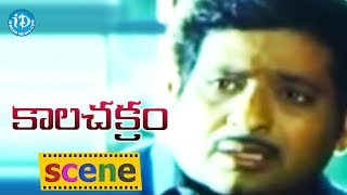 Kalachakram Movie Scenes - Jayasudha Shares Her Problem With Chandra Mohan | Gummadi - IDREAMMOVIES