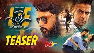 #LIE Movie 30 Secs Release Teaser || Nithiin, Arjun, Megha Akash, Hanu Raghavapudi || NTV - NTVTELUGUHD
