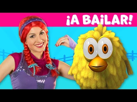A Bailar! La coreo de El Pollito Amarillito