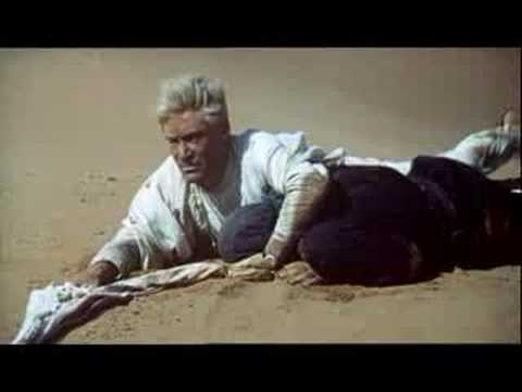 RIP Peter O'Toole: Lawrence Of Arabia Still Kicks Arse