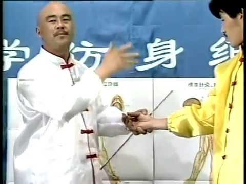 Kung fu Acupressure combat (dian xue shu qin na) 1