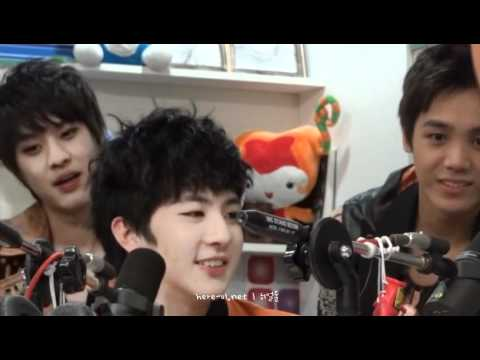 [MBLAQ] Seungho,Cheondung, Mir (Fancam) @ Ten Ten Club Open Studio