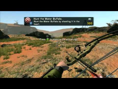 Cabela s Big Game Hunter 2012 Walkthrough Story Mode Namibia Day 3 
