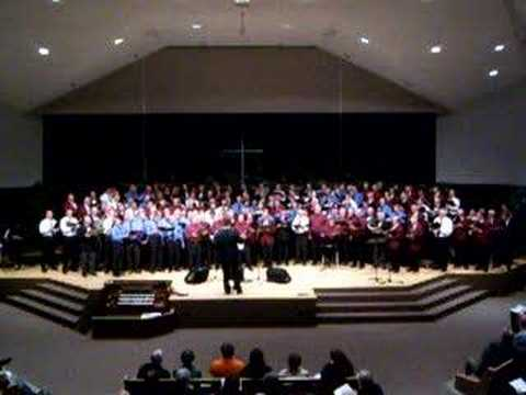 Men's Choir - We Shall Rise