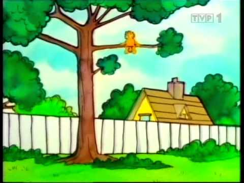 Garfield i Przyjaciele (odc. 6 cz. 2) - Na drzewie