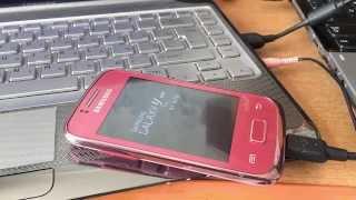 Прошивка Samsung Galaxy Y Duos, GT-S6102