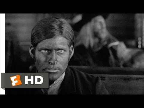 Dead Man (1/10) Movie CLIP - On the Train to Hell (1995) HD