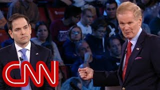 Bill Nelson: Rubio showed up, Gov. Scott did not - CNN