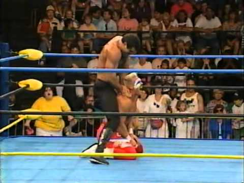"Worldwide '94 - Rick Rude vs. Sting (""I Quit"" Match)"