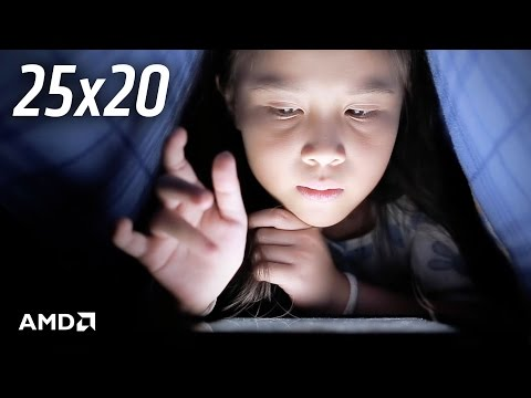 AMD's Energy Efficiency Target: 25x improvement by 2020