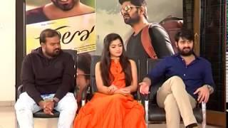 Chalo team interview| Naga Shaurya & Rashmika Mandanna - idlebrain.com - IDLEBRAINLIVE