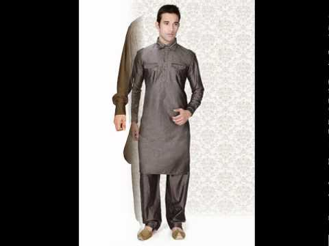 Beautiful designs of shalwar kameez in 2014 for Pakistani men