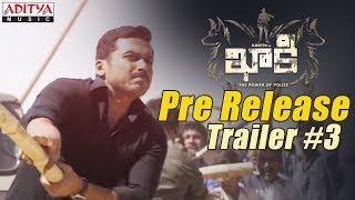 Khakee Pre Release Trailer #3 || Khakee Releasing on Nov 17 || Karthi, Rakul Preet || Ghibran - ADITYAMUSIC