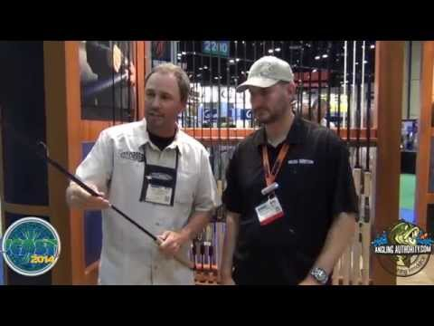 ICAST 2014 Dan Johnson from St Croix Introduces the Legend Trek