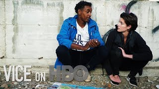 Inside The Underground Network Helping Refugees Across Europe: VICE on HBO, Full Episode - VICENEWS