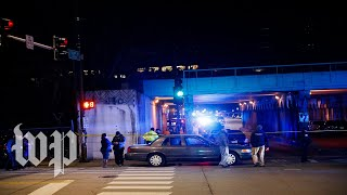 Two Chicago police officers struck, killed by train - WASHINGTONPOST