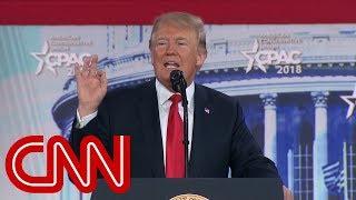 Donald Trump speaks at CPAC - CNN