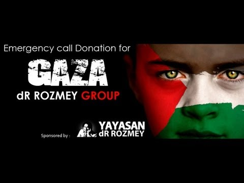 Save GAZA : Emergency call Donation for Gaza
