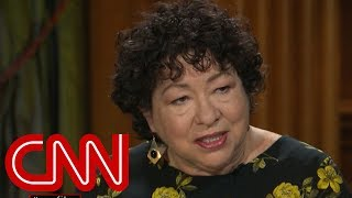 Justice Sonia Sotomayor: The 9 of us are family now - CNN
