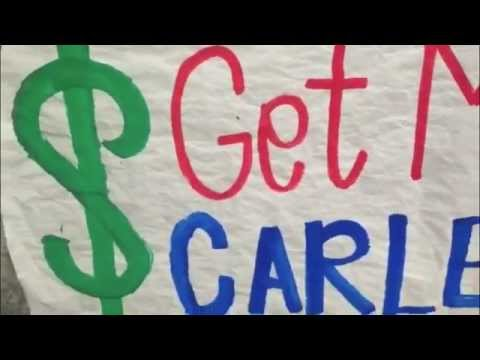 CARLEY LLOYD FOR 2015 SENIOR CLASS TREASURER